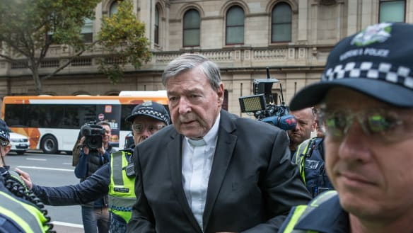 George Pell set to face two trials over historical assault allegations