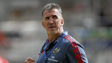 Former Canterbury and Munster coach Rob Penney is set to be unveiled as Waratahs coach on Wednesday.