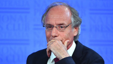 Australia's future is renewables, but also gas, according to Chief Scientist Alan Finkel.