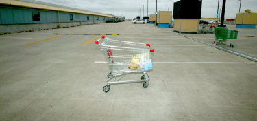 Not your typical shopping basket: Consumer patterns changed during the pandemic.
