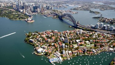 Wages have flat-lined and cost of living has increased in Sydney.