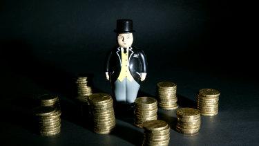 Banker bonuses have been targeted by the financial regulator.