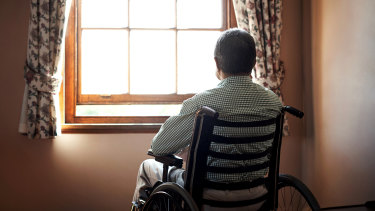 Visitor restrictions in aged care homes will remain until the risk of coronavirus spread in Queensland has subsided.