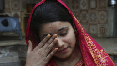 Pakistani woman Mahek Liaqat also claims she was also lured into an arranged marriage to a Chinese national.