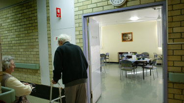 Aged care homes are designed to sap the will and enfeeble the soul.