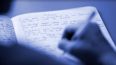 Victoria's senior students are largely missing out on learning different writing styles.