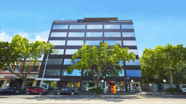 The Wellington Parade office is a short walk from the city.