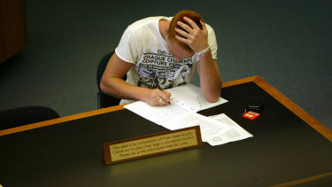 This year's VCE class could get an extension on their exams and assignments
