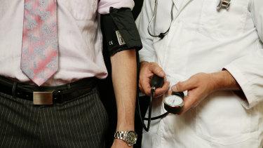 The medical regulator is under pressure.