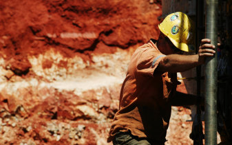 The miners' union has lost a case about the definition of casual work in the High Court.