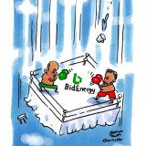 The stoush between BidEnergy's former chairman James Baillieu and current chairman Andrew Dwyer has gone thermonuclear.