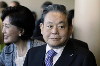 Lee Kun-Hee was known for splurging when he saw an artwork worth buying. Now his family is giving masterpieces away to raise cash for their inheritance tax bill.