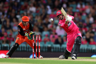 The Englishman was in excellent form once again in front of a healthy SCG crowd.