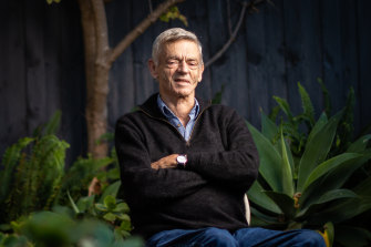 David Menadue has lived with HIV for 37 years, and witnessed all the changes in treatment and stigma over the years.