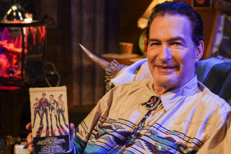 """Legendary """"drive-in movie critic"""" Joe Bob Briggs says check this out."""