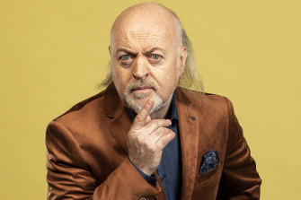 Bill Bailey is set to host the new SBS quiz show Patriot Brains.
