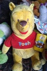 Every bear loves a pot of honey.