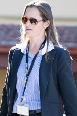 Police officer Laura Beacroft gave evidence at the William Tyrrell inquest in Taree on Monday.