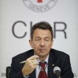 Peter Maurer, president of the International Committee of the Red Cross.