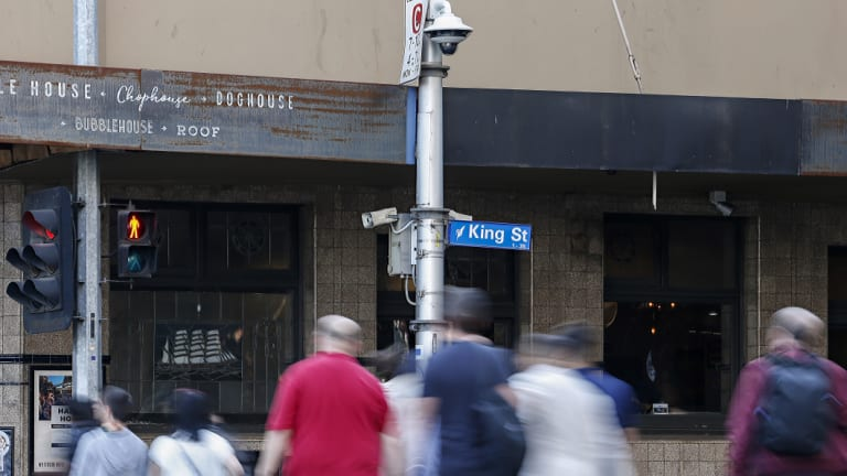 Melbourne CBD security cameras are operated by Chinese-owned firm, Securecorp.