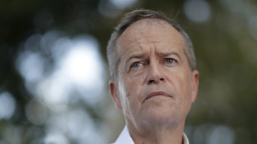 "Bill Shorten says he will ""fix"" the NDIS."