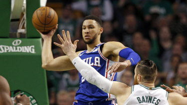 Ben Simmons from Melbourne is said to be dating Kendall Jenner.