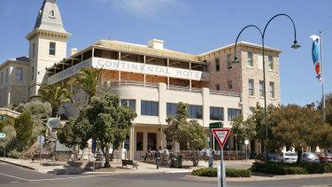 Sorrento's Continental Hotel