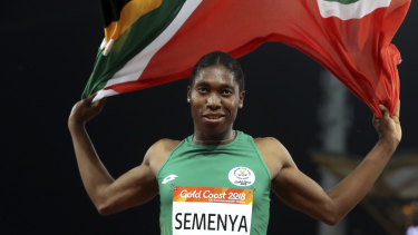 Decision time: The IAAF will make a ruling this week in a case that will directly impact Caster Semenya.