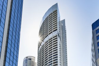 Dexus has sold its 50 per cent stake in Grosvenor Place at 225 George Street, Sydney