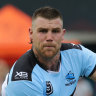 Josh Dugan is open to a switch to rugby union.