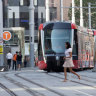 'We don't want a tragedy': Warning ahead of trams simulating full service