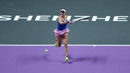 WTA ponders extending 2020 season once tennis resumes