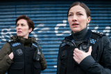 High-calibre guest roles are a hallmark of Line of Duty, such as Kelly Macdonald (right) playing the possibly corrupt DCI Joanne Davidson in the most recent season.