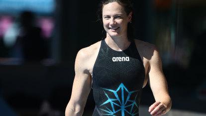 Mixed results: Australian swim coach wants improvement ahead of Olympic trials
