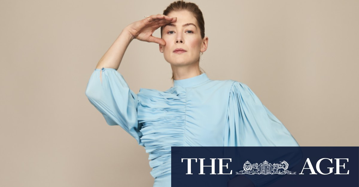Rosamund Pike: 'I'm not comfortable with the feeling of a lot of fame and no respect'