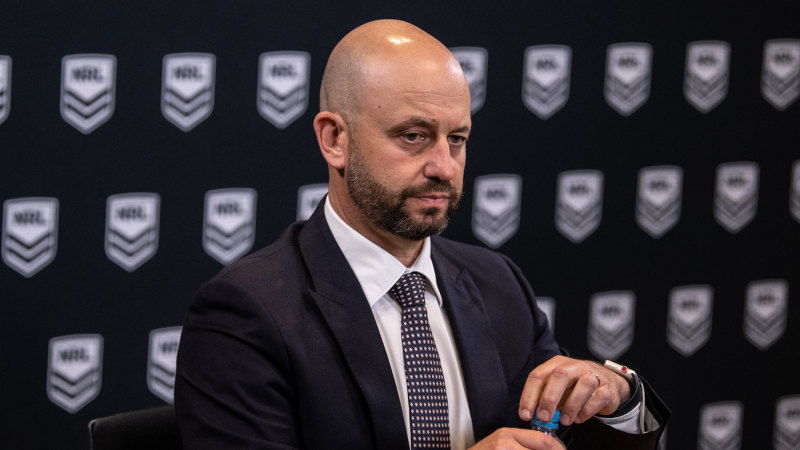 Greenberg's $650,000 parting gift from NRL