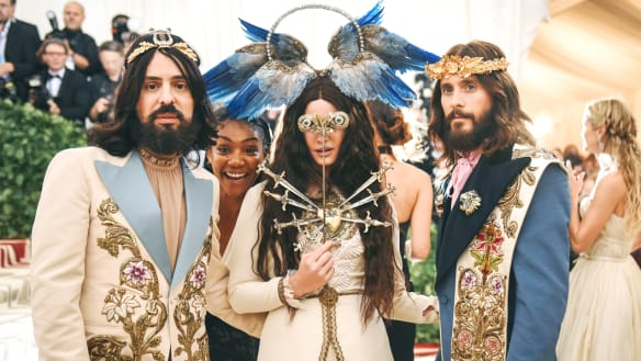 How Alessandro Michele made Gucci relevant again