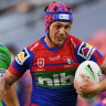 Ponga brilliance helps Knights get the jump on Green Machine