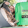 Green bins to roll out across Canberra from April
