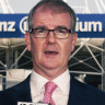Changing the goalposts: Michael Daley's pledge to make the SCG Trust pay for the redevelopment of Allianz Stadium would hit football fans in the pocket.
