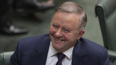 Anthony Albanese will use a speech on Wednesday to try to re-build ties to the business sector while backing the right of firms to speak up on social issues