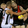 Stringer boots four as Bombers respond loudly