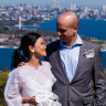 A small, snappy, sleek wedding: Why this Greek-Australian marriage celebrant is overjoyed