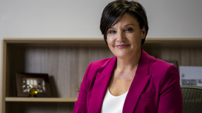 'Fear is a positive thing': State Labor's new leader, Jodi McKay