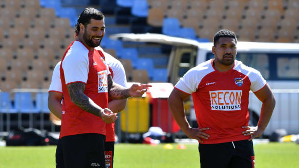 Cronulla officials to meet with Fifita over prop's dig at club