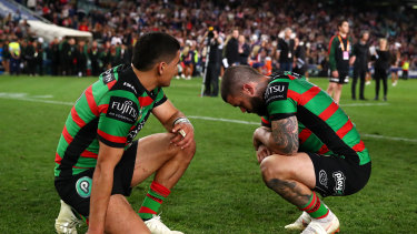 Souths are motivated to erase the heartache of the past two finals campaigns.