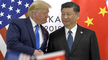 The ongoing trade spat is casting an ominous shadow over the global economy.