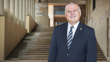 Bond University vice chancellor and president Professor Tim Brailsford has been in touch with the student's family.