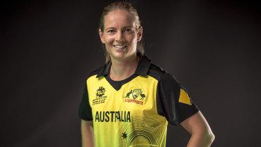 Australia's T20 captain Meg Lanning.