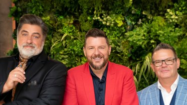 Seven's new cooking show Plate of Origin won't return next year, but the network is talking to the judges about other opportunities.